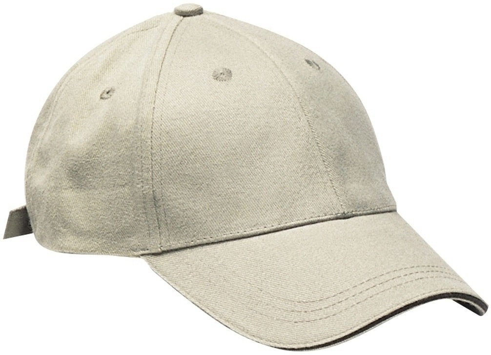 6-panel sandwichcap