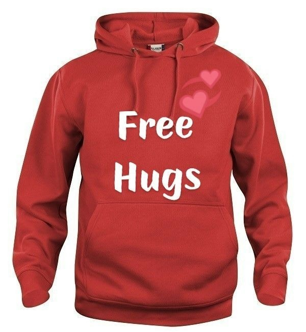 Free Hugs kids sweater